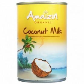 Leche de coco bio (400ml)
