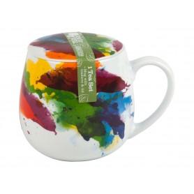 "Set de té individual ""Tea for you"""
