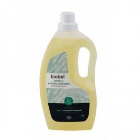 Jabón para pieles sensibles y bebés Biobel (17 a 30 lavados)