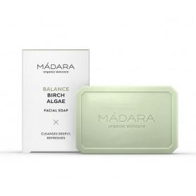 Jabón Facial Abedul y Algas Equilibrante