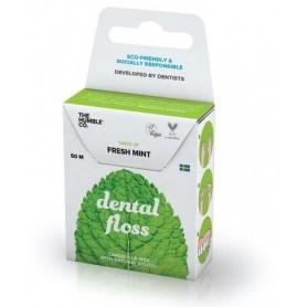 Hilo dental vegano menta