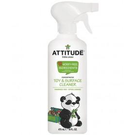 Limpiador de juguetes y superficies (sin fragancia)