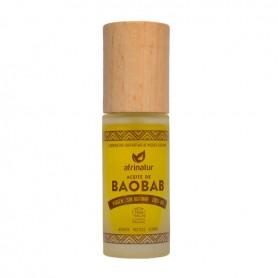 Aceite de baobab puro sin refinar 100% BIO (30ml.)