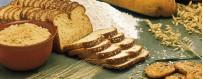 Pan, galletas, snacks y frutos secos